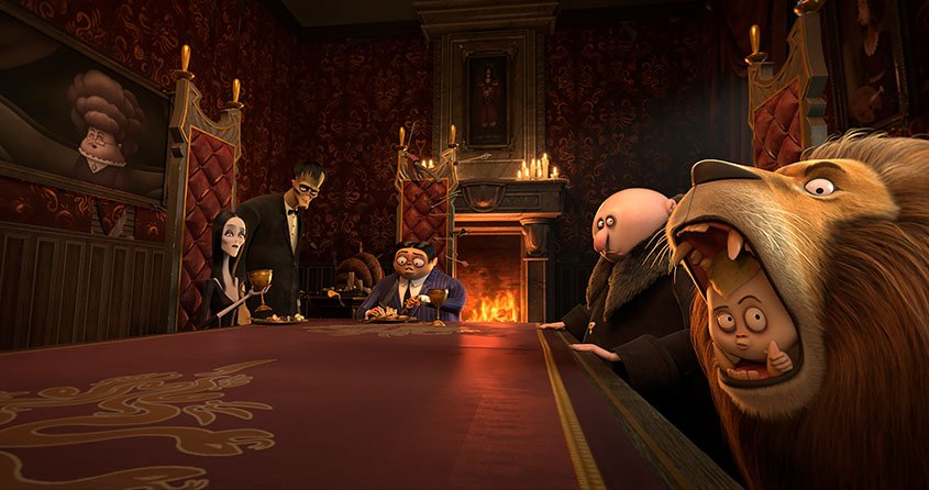 Die Addams Family- Szenenbild 2