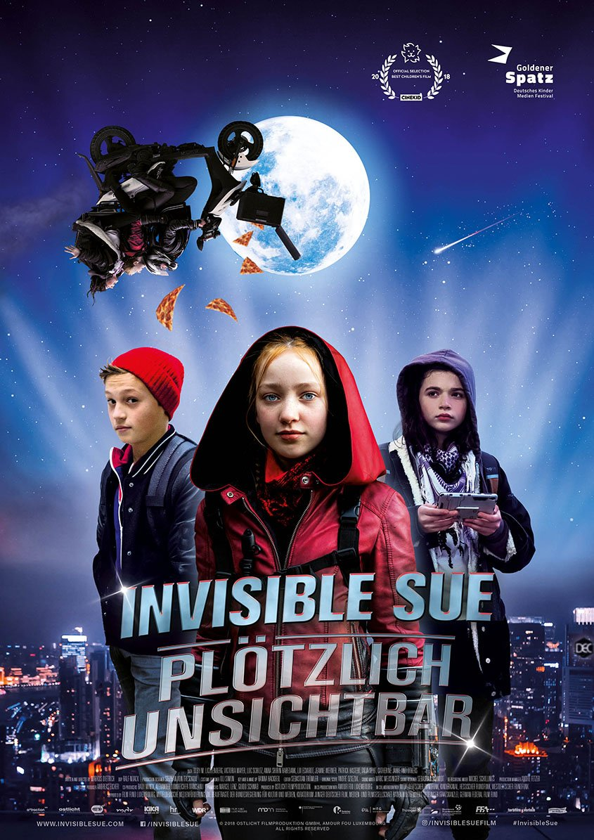 Invisible Sue- Filmplakat