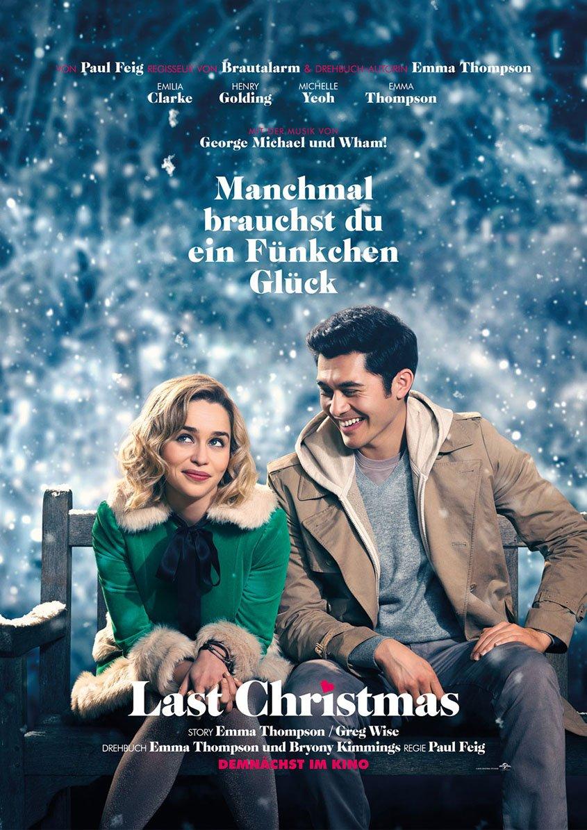 Last Christmas -Plakat