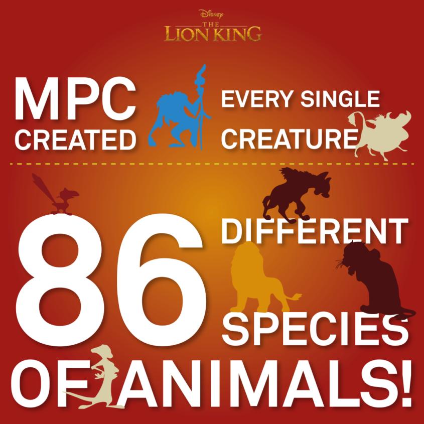 MPC- Infografik König der Löwen