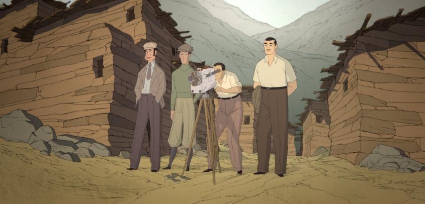 BUÑUEL - IM LABYRINTH DER SCHILDKRÖTEN -Szenenbild