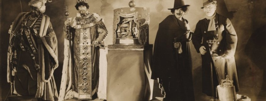 Das Wachsfigurenkabinett - Szenenbild 1