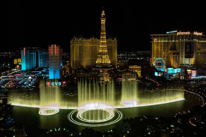 Las Vegas- Unsplash