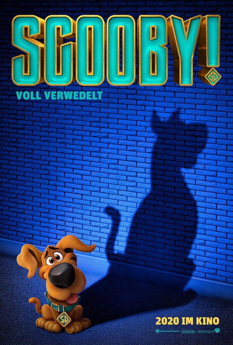 SCOOBY-Plakat