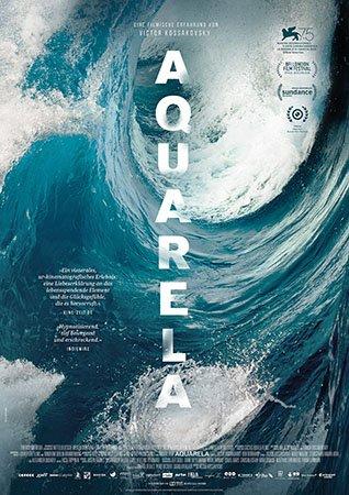 AQUARELA_Plakat