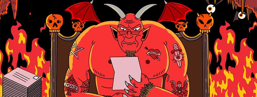 Dear Satan