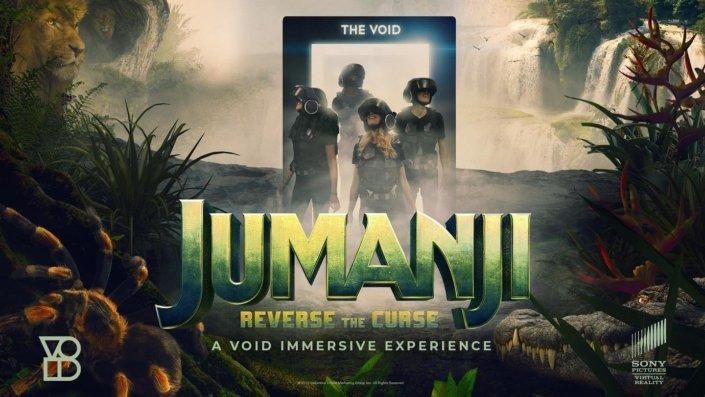 Jumanji- Reverse the Curse - VR The Void
