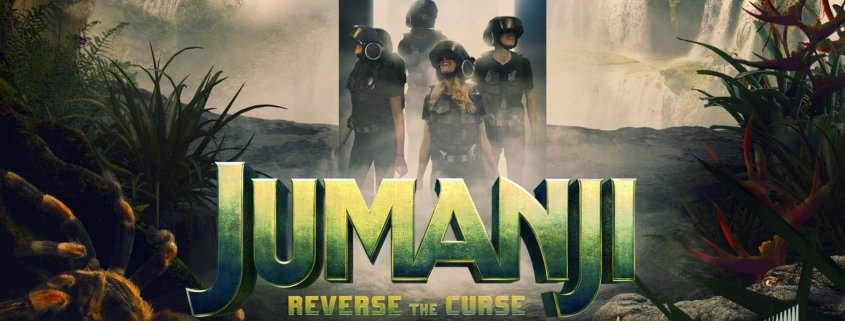 Jumanji- Reverse the Curse - VR The Void
