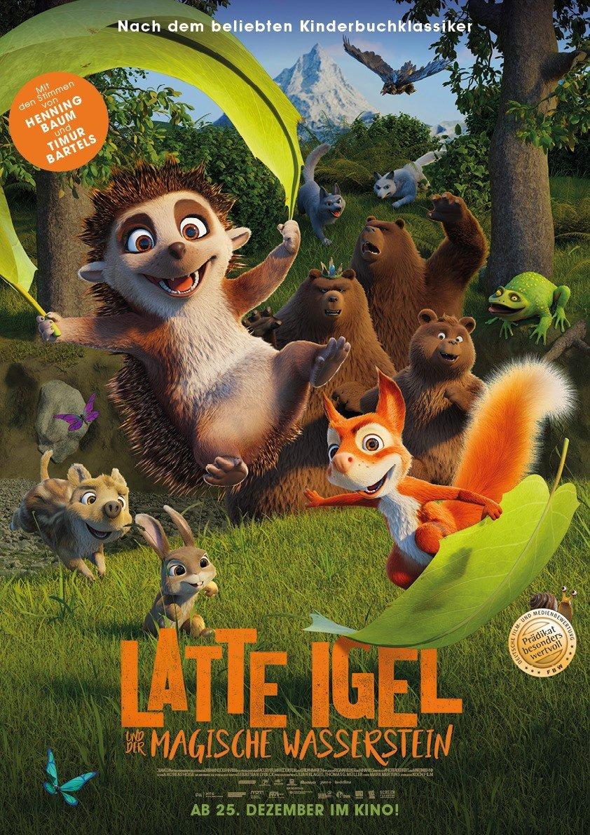 Plakat_LATTE_IGEL