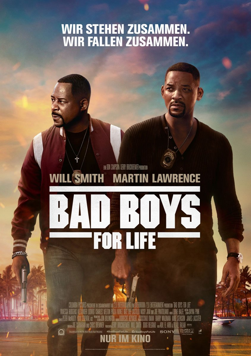 Bad Boys for Life - Plakat