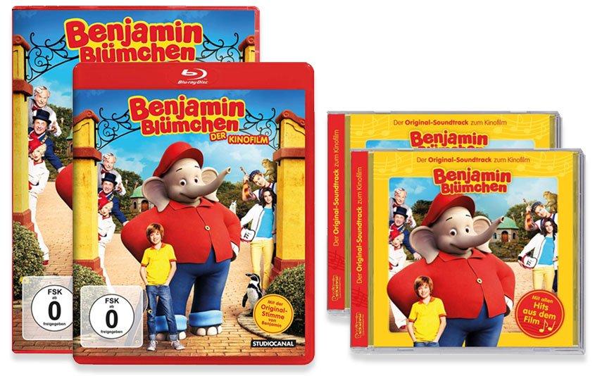 Gewinne Benjamin Blümchen