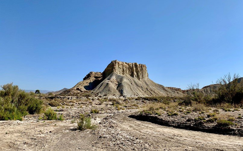 Wüste Tabernas -Treasure of European Film Culture