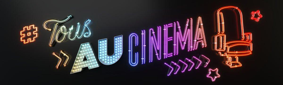 tous au cinema - Grafik