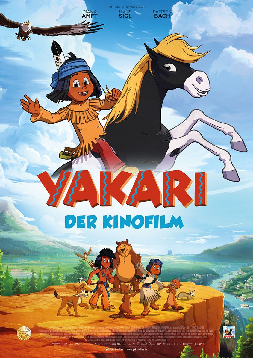 Yakari - Hauptplakat