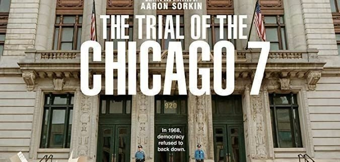 The Trial of the Chicago 7 - Plakat