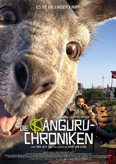 Die Känguru-Chroniken - Plakat