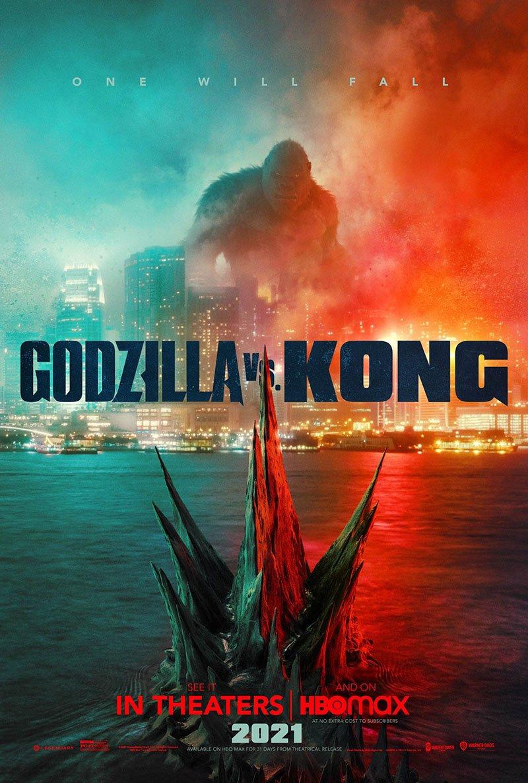 Godzilla vs Kong - Plakat