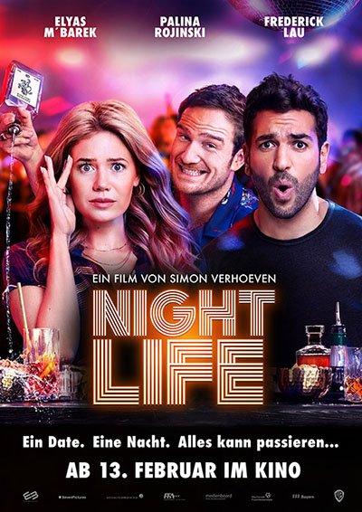 Nightlife - Plakat