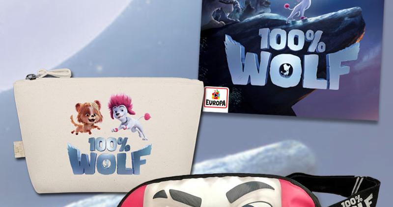 100 Prozent Wolf- Gewinne Verlosung